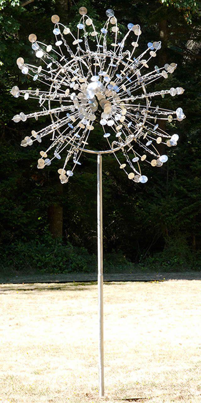 Esculturas cinéticas eólicas de Anthony Howe (8)