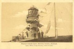 islas Flannan faro