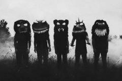 Antiguas fotos extrañas y aterradoras