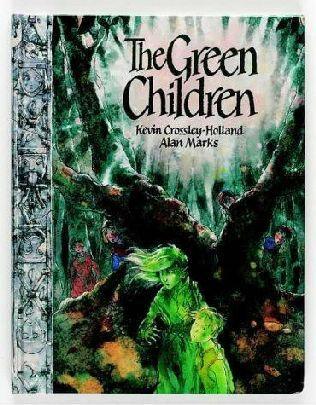 niños verdes misterio libro