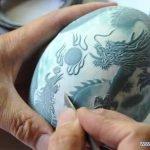 arte de esculpir huevos Pu Derong (3)
