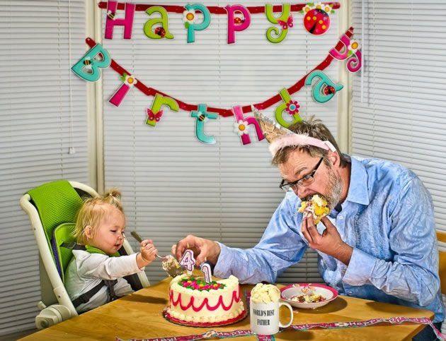 El mejor padre Dave Engledow (6)