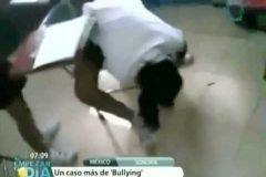 Caso de bullying en primaria de Sonora