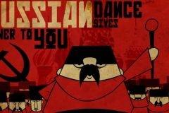 Russican Dancing Men