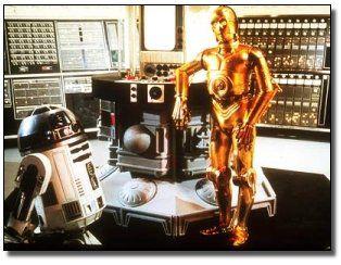RD-D2 C-3PO