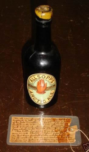 Arctic Ale Allsopp