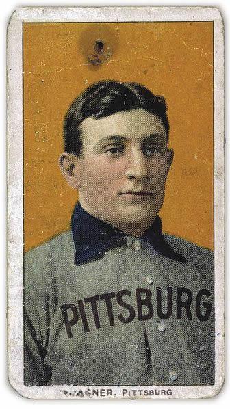 Tarjeta de Béisbol Honus Wagner