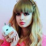 Angelika Kenova, la verdadera Barbie Rusa