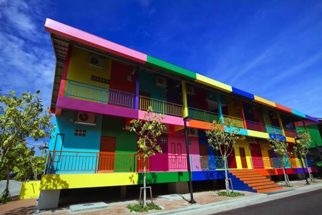 24 ciudades más coloridas del mundo 07