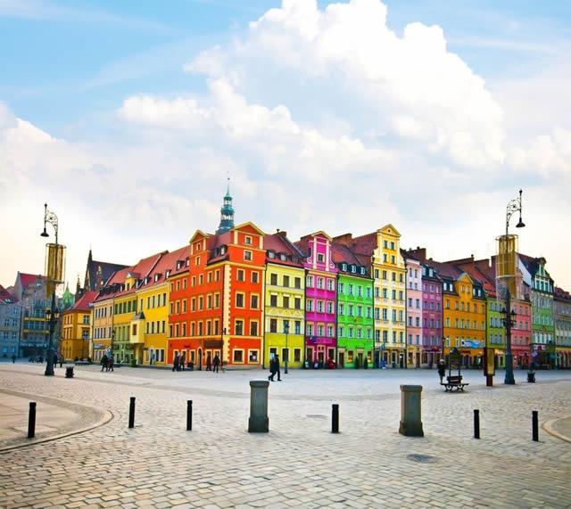 24 ciudades más coloridas del mundo 11