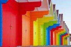 Las 24 ciudades más coloridas del mundo