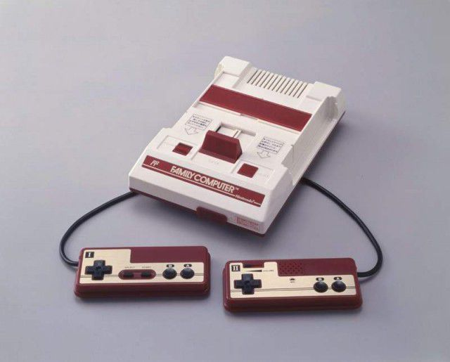 nintendo famicon