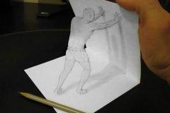 dibujo anamórfico (3)