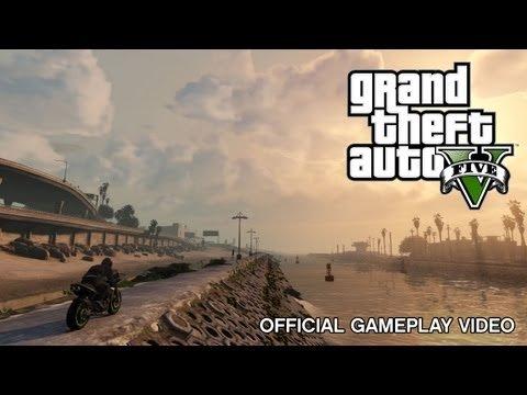 Gameplay trailer GTA 5