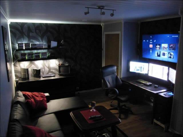 Incre Bles Habitaciones Gamers Marcianos