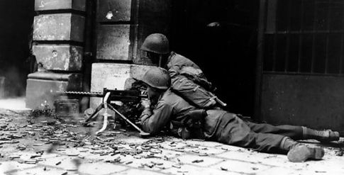 ametralladora Browning M1919 calibre .30