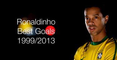 mejores goles de Ronaldinho