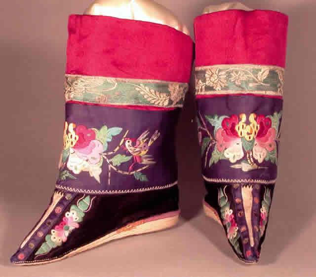 zapatos de loto