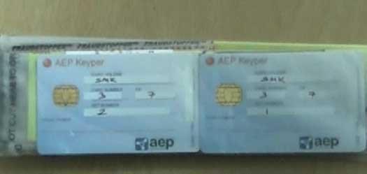 smart card icann