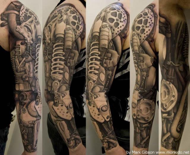 60 de los tatuajes ms espectaculares que tendrs oportunidad de ver