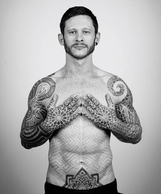 60 de los tatuajes más espectaculares que tendrás oportunidad de ...