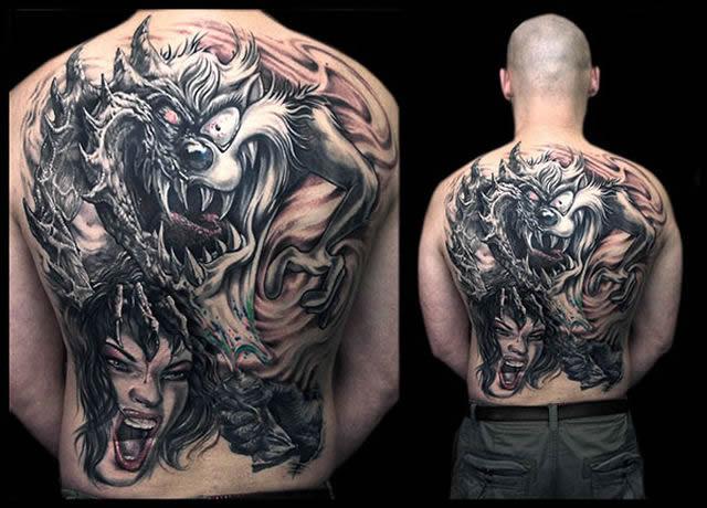 60 De Los Tatuajes Mas Espectaculares Que Tendras Oportunidad De Ver
