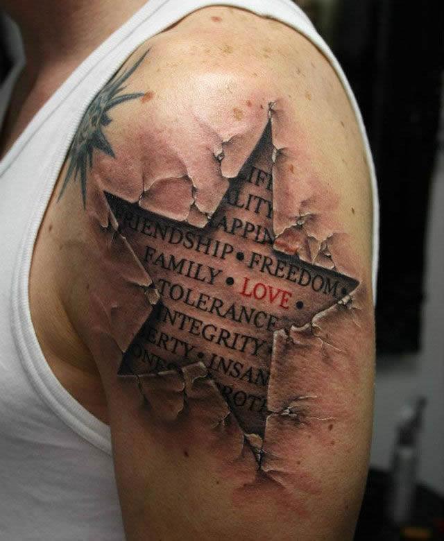 60 De Los Tatuajes Más Espectaculares Que Tendrás Oportunidad De Ver