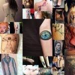 41 tatuajes increíbles inspirados en obras de arte