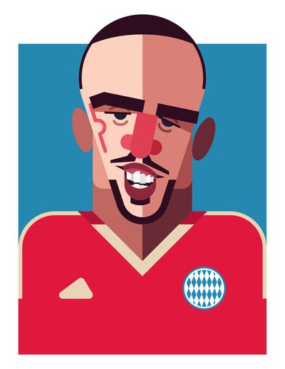 Playmakers (31) Ribery