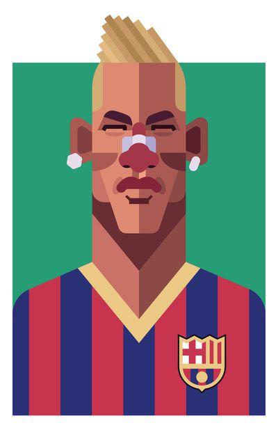 Playmakers (30) Neymar
