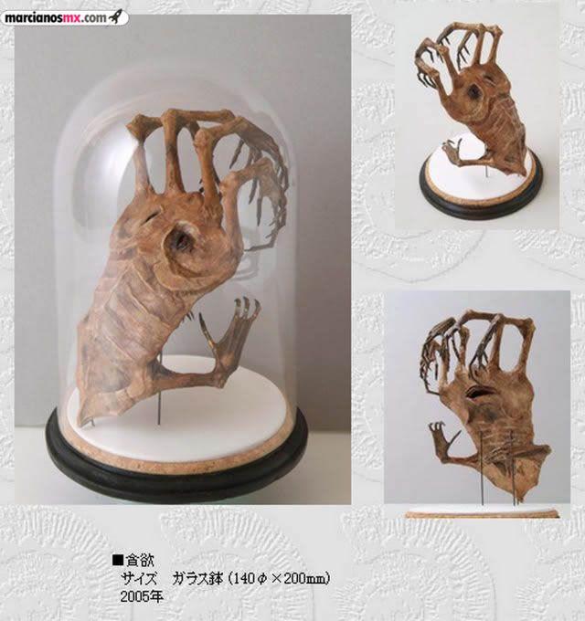 Criaturas Monstruosas Hajime Emoto (27)