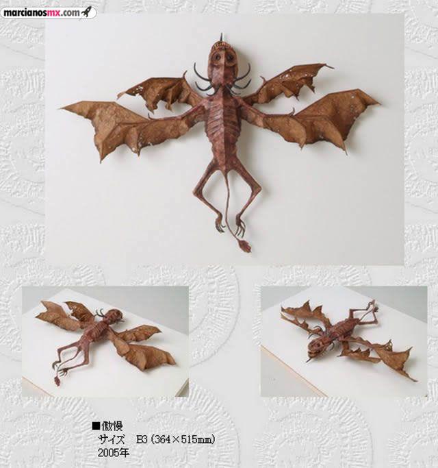 Criaturas Monstruosas Hajime Emoto (31)