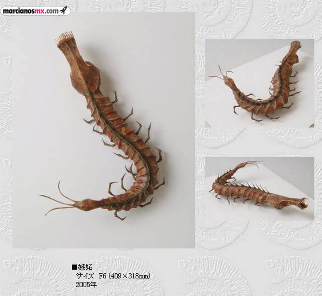 Criaturas Monstruosas Hajime Emoto (29)