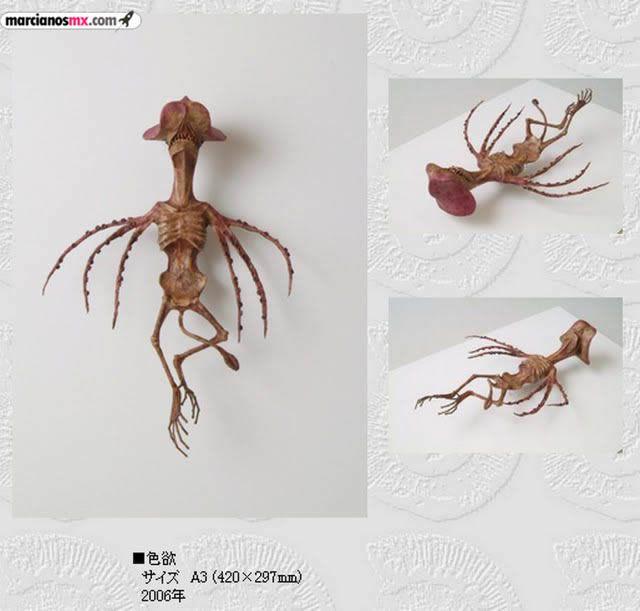 Criaturas Monstruosas Hajime Emoto (26)