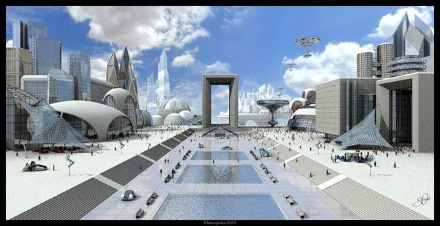 metropolis ciencia ficcion