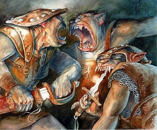 Pinturas horripilantes de Omar Rayyan (10)
