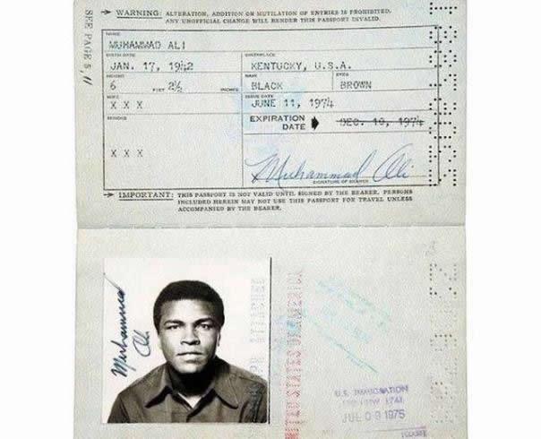 Pasaporte de Katharine Hepburn (8)