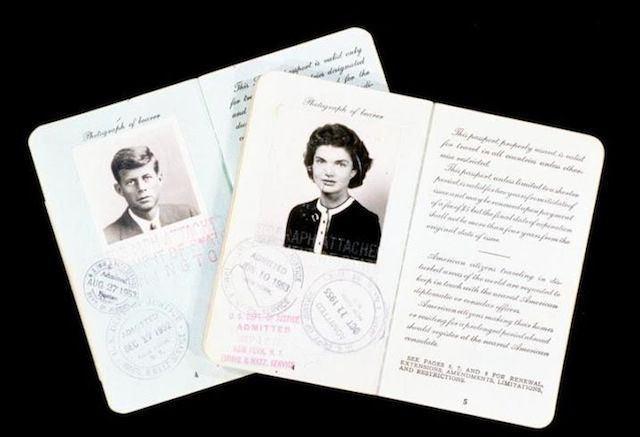 Pasaporte de Rene Magritte (10)