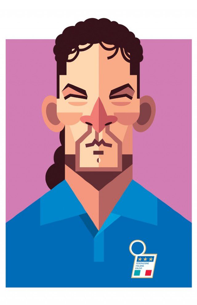 Playmakers (25) Baggio