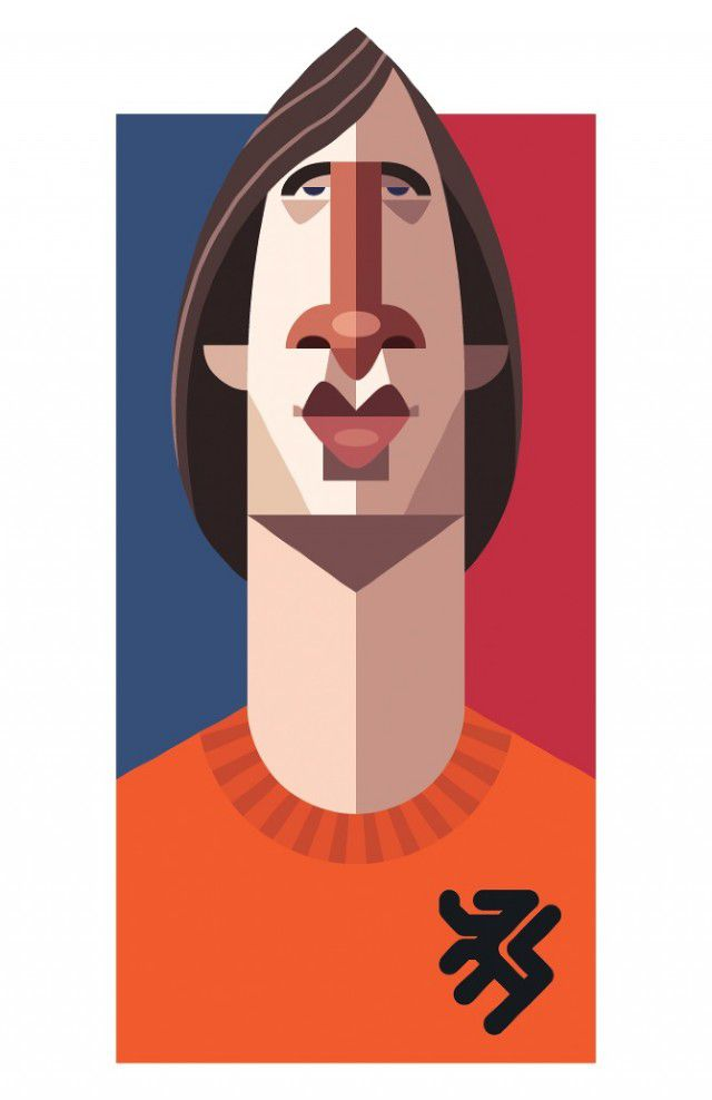 Playmakers (24) -Cruyff