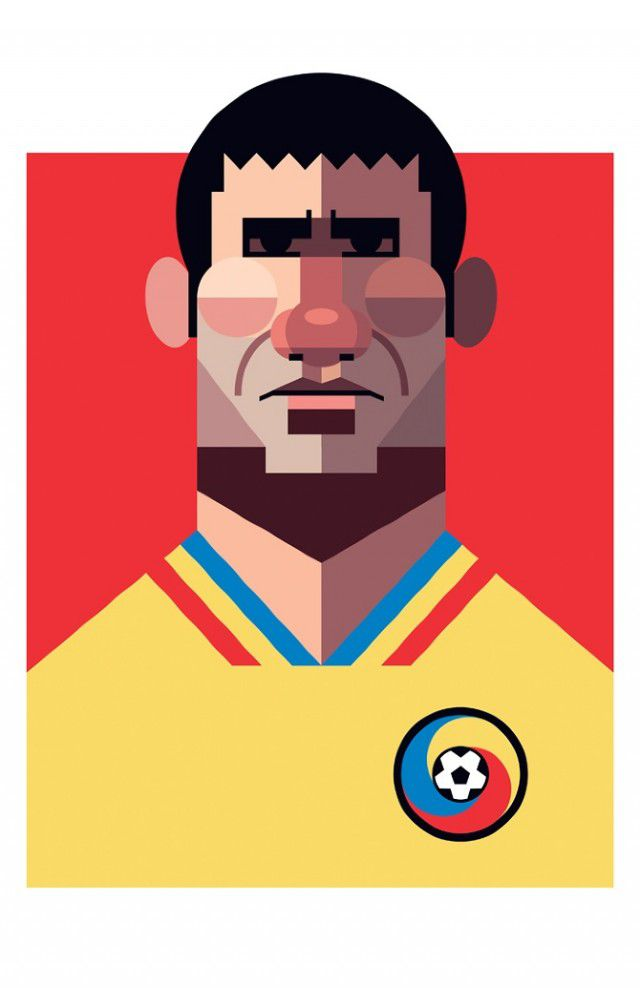Playmakers (20) Hagi