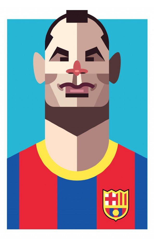 Playmakers (19) Iniesta