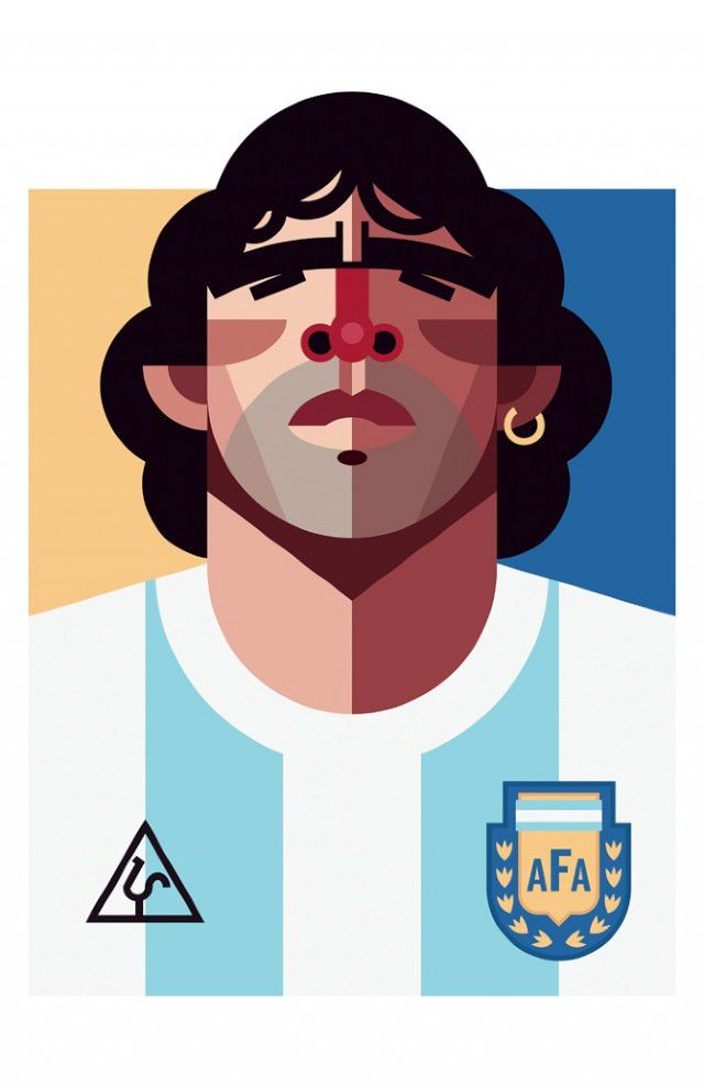 Playmakers (17) Maradona