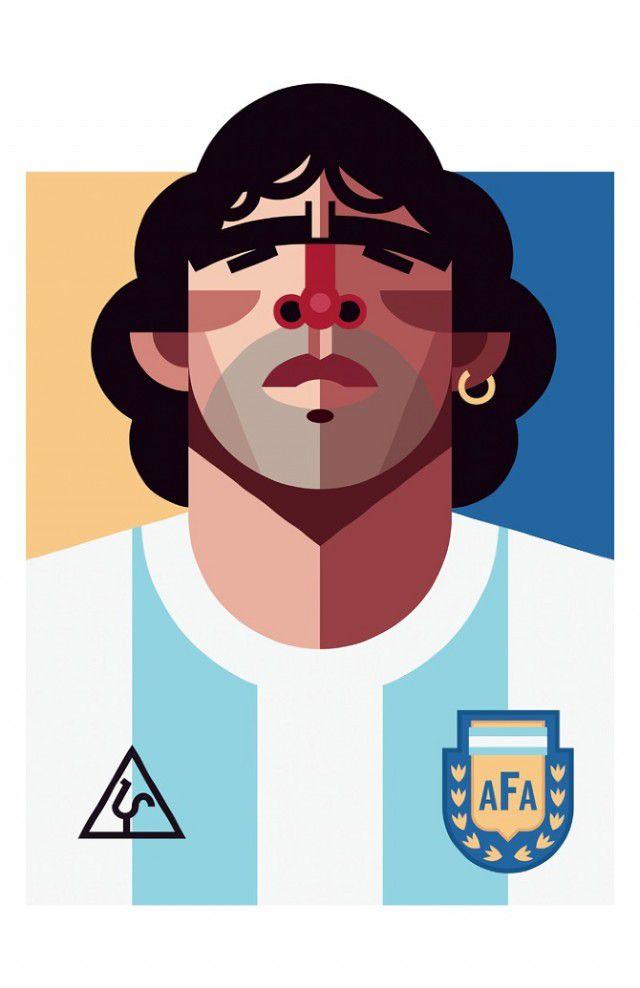 Playmakers (17) Maradona
