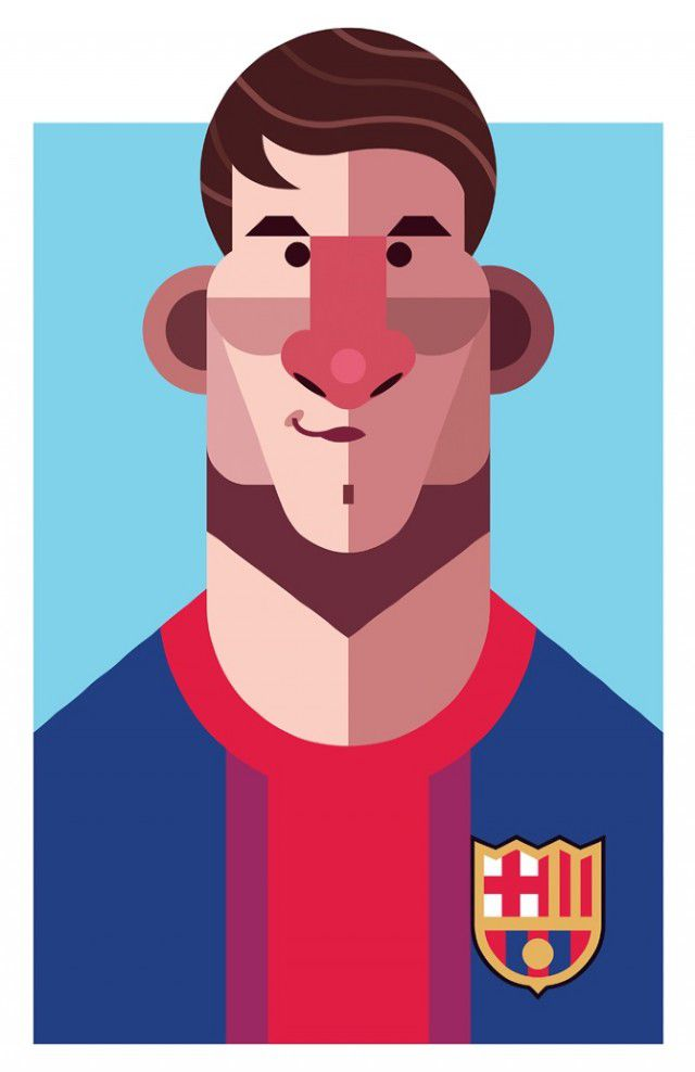 Playmakers (16) Messi