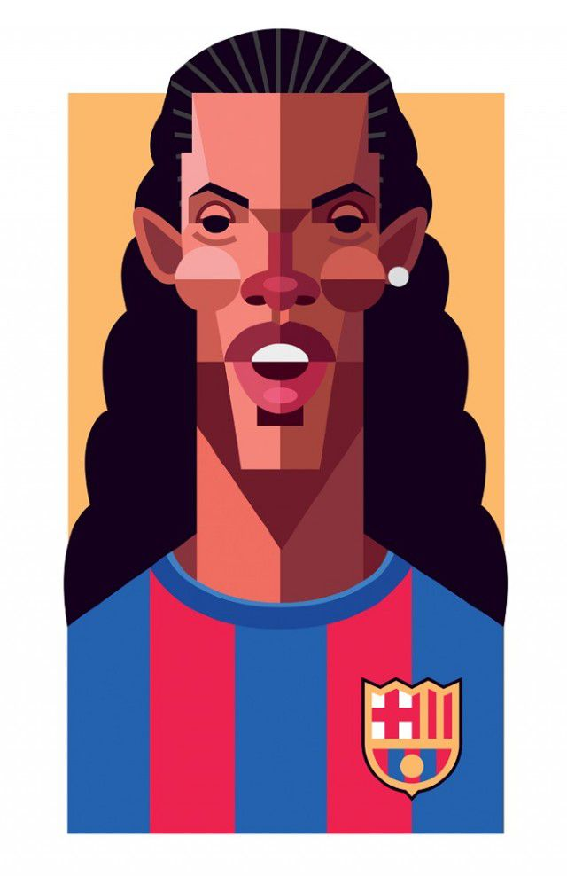 Playmakers (9) Ronaldinho