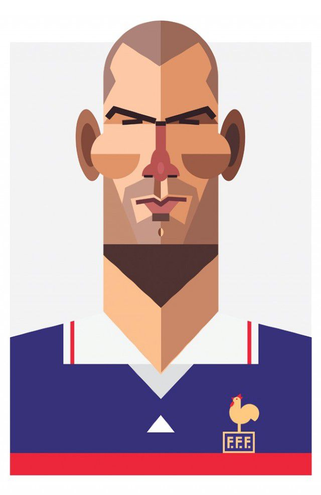 Playmakers (1) Zidane