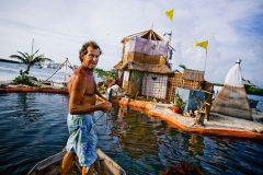 Richart Sowa isla flotante botella PET (1)