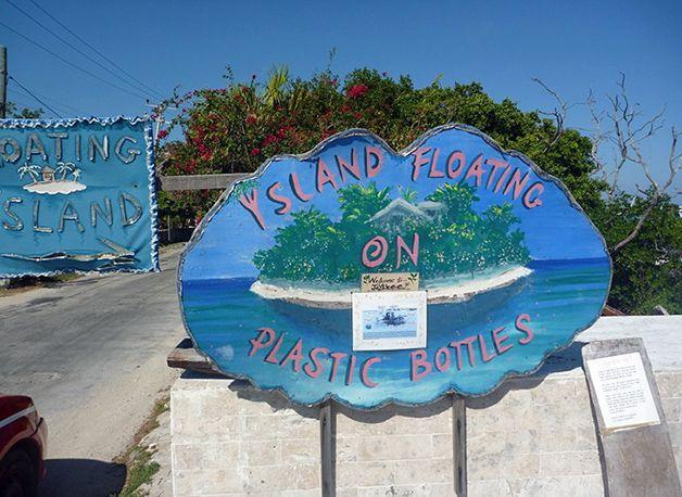 Richart Sowa isla flotante botella PET (2)