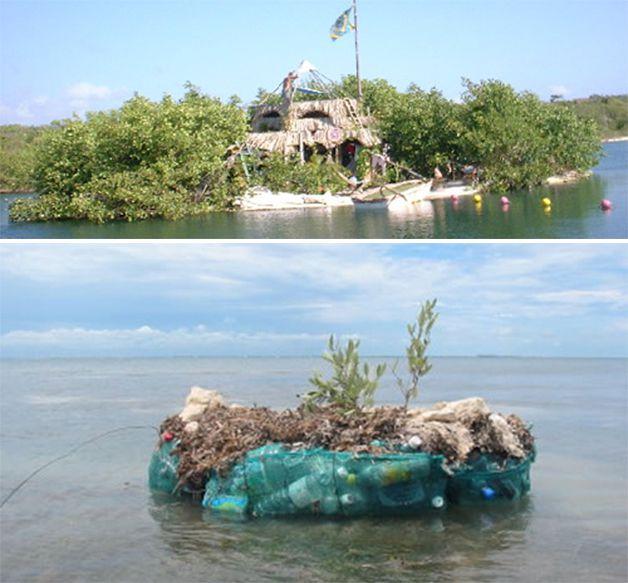 Richart Sowa isla flotante botella PET (7)